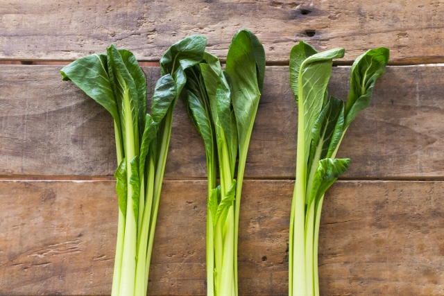 野菜の中でもその栄養価はトップクラス!女性こそ食べるべき!!『小松菜』に期待できる効果とは?